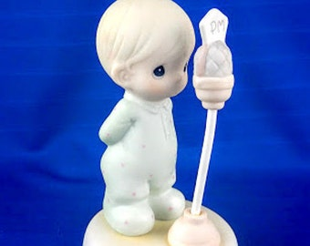 Baby's First Word Precious Moment Figurine