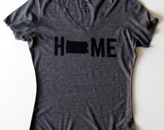 T-Shirt - Pennsylvania HOME Women's Tee