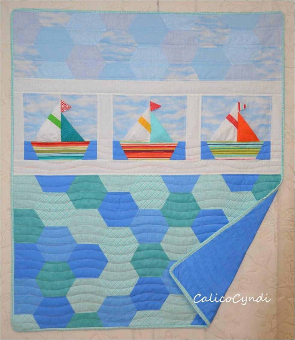 Half Hexagon Quilt Pattern Www Imgkid Com The Image