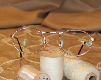 Glasses, lenses and frames vintage 90 Women