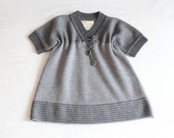 Dress Betty from super soft Merino Wool
