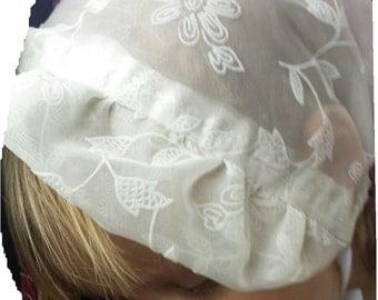 Girl's Bonnet