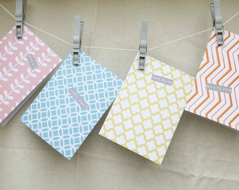 Set of four bible verse greeting cards - Plucky Patterns