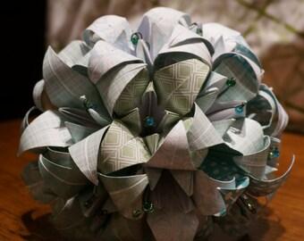 Medium customizable origami bouquet - dozen