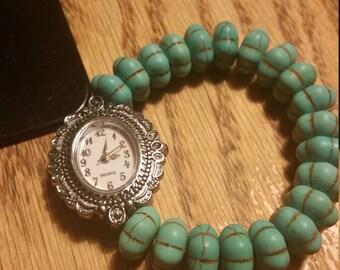 Beaded Watch