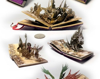 Agathon s apparatus Mini Pop-up Book