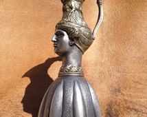 Ancient Thracian Ritual Vessels,Replicas of Ancient Thracian treasures,Bronze Sculpture,Museum Quality Art,Ancient Figurines,Collectible