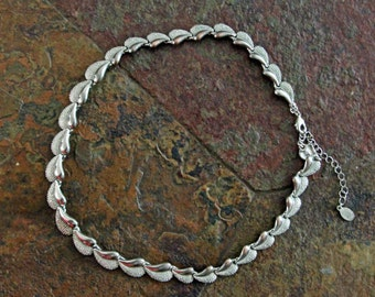 Bijoux Terner silver necklace