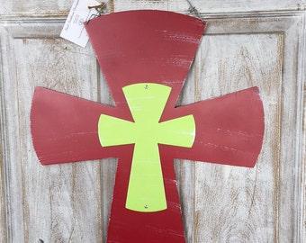 Metal Cross Door Hanger