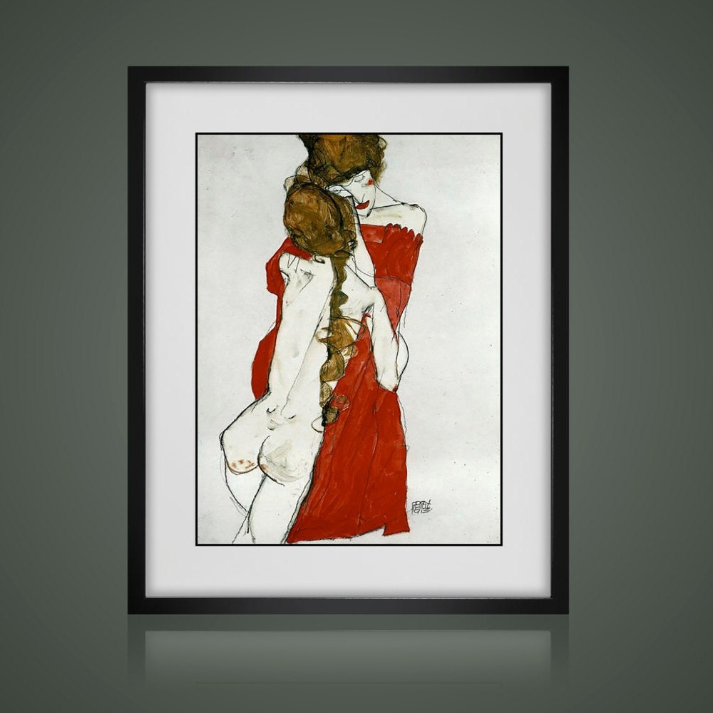 Framed Wall Art Prints By Famous Artists Framed And