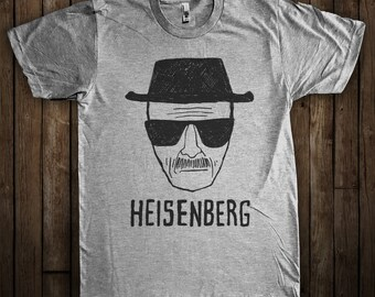 Heisenberg Breaking Bad Walter White Graphic T-Shirt Heisenberg Shirt