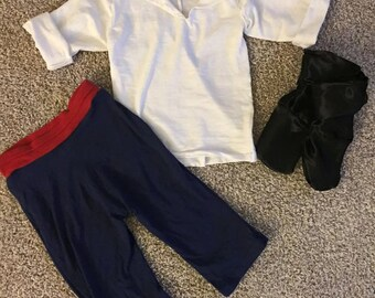 Prince Eric Inspired Infant, Baby, Toddler, and Boys Costume Cosplay
