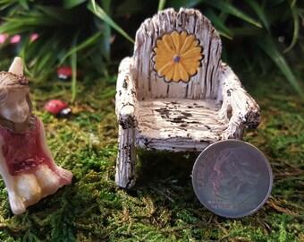 Miniature Teeny Daisy Chair