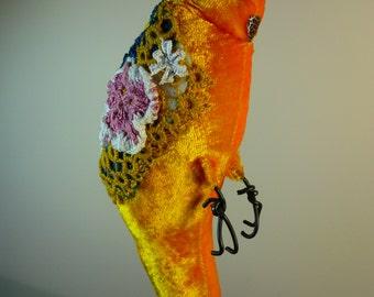 Victorian Lace Bird