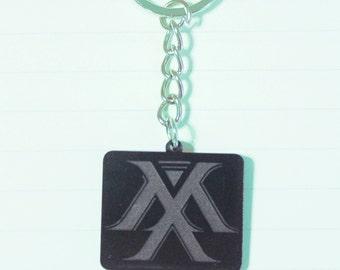 Monsta X Kpop Necklace / Keychain / Phone Charm