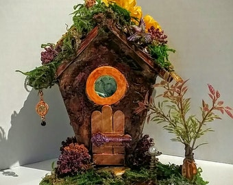 Mini Fairy House
