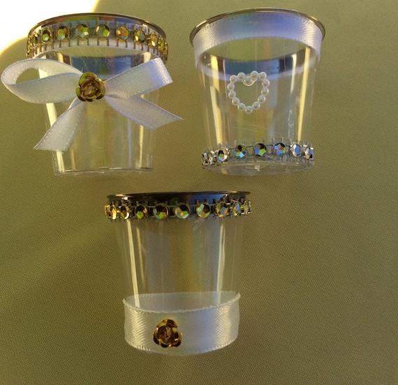Baby Girl Christening Favors Glass Ornament: Wedding Favors/baby Shower Gender By BABYFROG2015 On Etsy