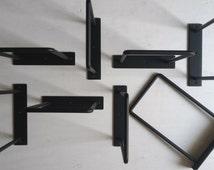 Équerres à Tablette Minimaliste Classique Gros Format / Classic Minimalist Shelf Brackets BIG Version
