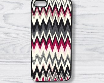 Chevron Graphic Motion - Phone Case