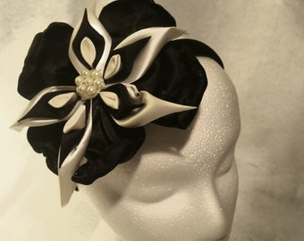 Water lilly Kanzshi flower headband