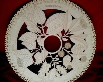 "Circle Loom ""autumn"""