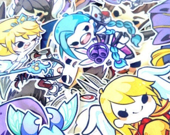League of Legends Stickers of choice **NEW CHAMPS UPDATED**