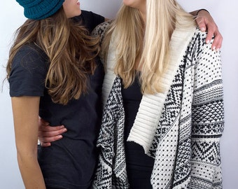 The River Knit Beanie: Haushala Women's Cooperative, Made in Nepal