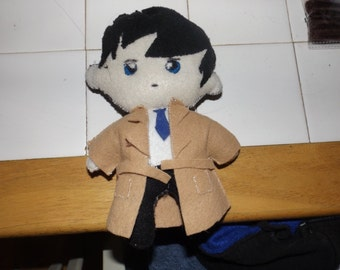 Castiel Plush from Supernatural TV Series