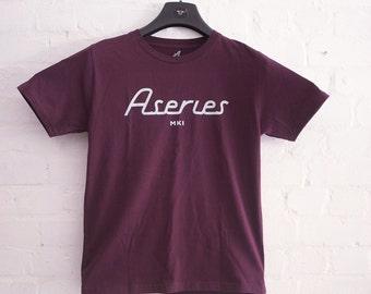 Classic Mini A-Series Mk1 t-shirt