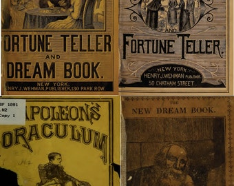 100 Rare Old eBooks On Fortune Telling, Palmistry, Dreams, Astrology, Psychic, Telephathy on one DVD