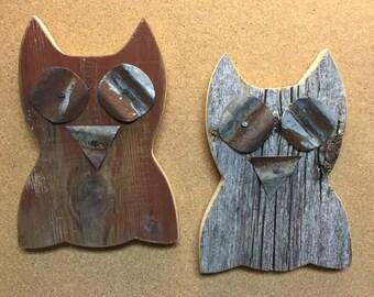 Barn Owls - one pair