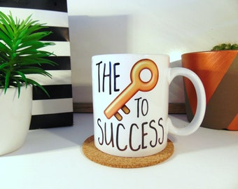 The Key to Success (SLIGHLTY IMPERFECT)