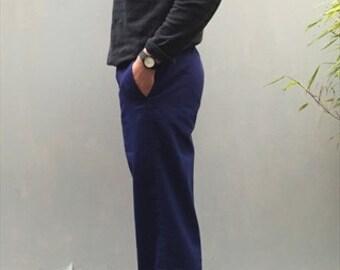 Vintage Workwear, Chore, Carpenter Trousers