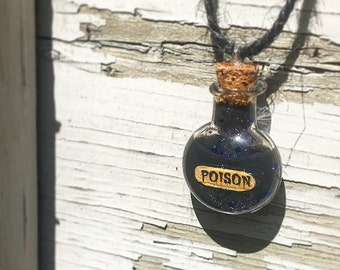 Poison Necklace FREE SHIPPING