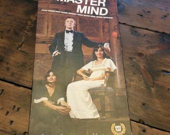 Vintage 1974 Grand Mastermind Board Game