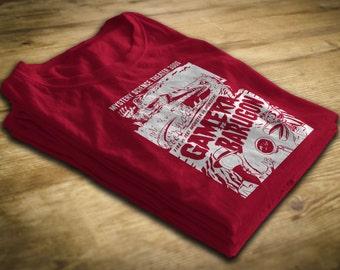 Gamera vs Barugon MST3K Poster T-Shirt