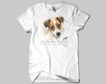 Jack Russell Terrier T-Shirt,dogs.pets,