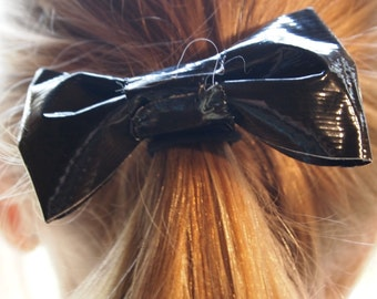 Duct tape hair bows