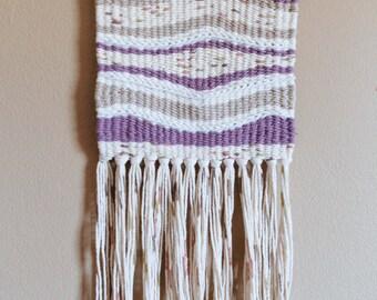 Terra Firma Woven Wall Hanging