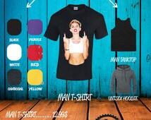 Miley Cyrus T-Shirt /Tank-top/Hoodie