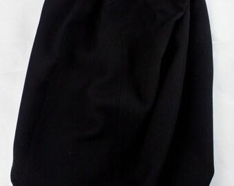 ALAïA Black wool skirt size 8 (US)