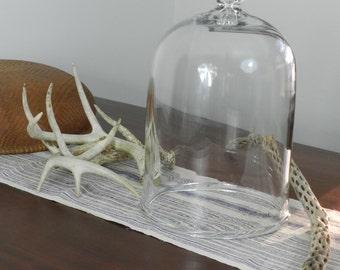 Handblown Glass Bell Jars