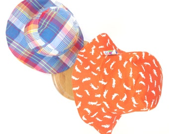 Reversible Snappy Hat