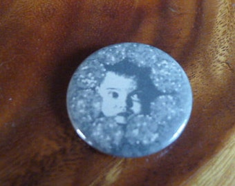 RADIOHEAD one of a kind OOAK Pinback Button