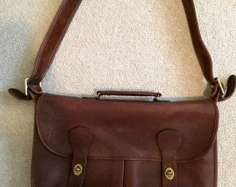Vintage Coach Musette Messenger Bag