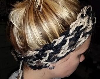 Handmade Headscarf/Earwarmer