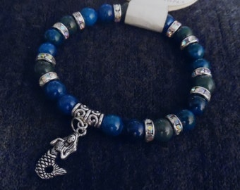 Deep Sea Mermaid Bracelet