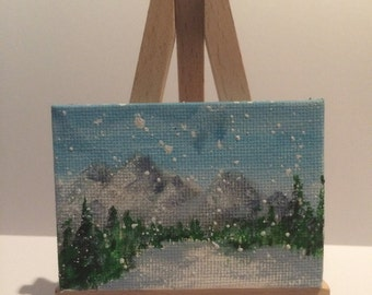 SMALL PAINTINGS on Commission
