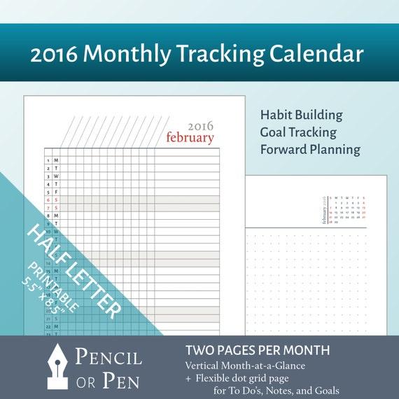 Free Employee Absence Schedule 2016 | Calendar Template 2016