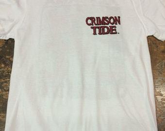 Rustic Wood University of Alabama Crimson Tide